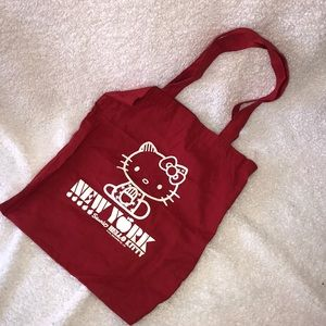 Hello Kitty NYC Tote Bag